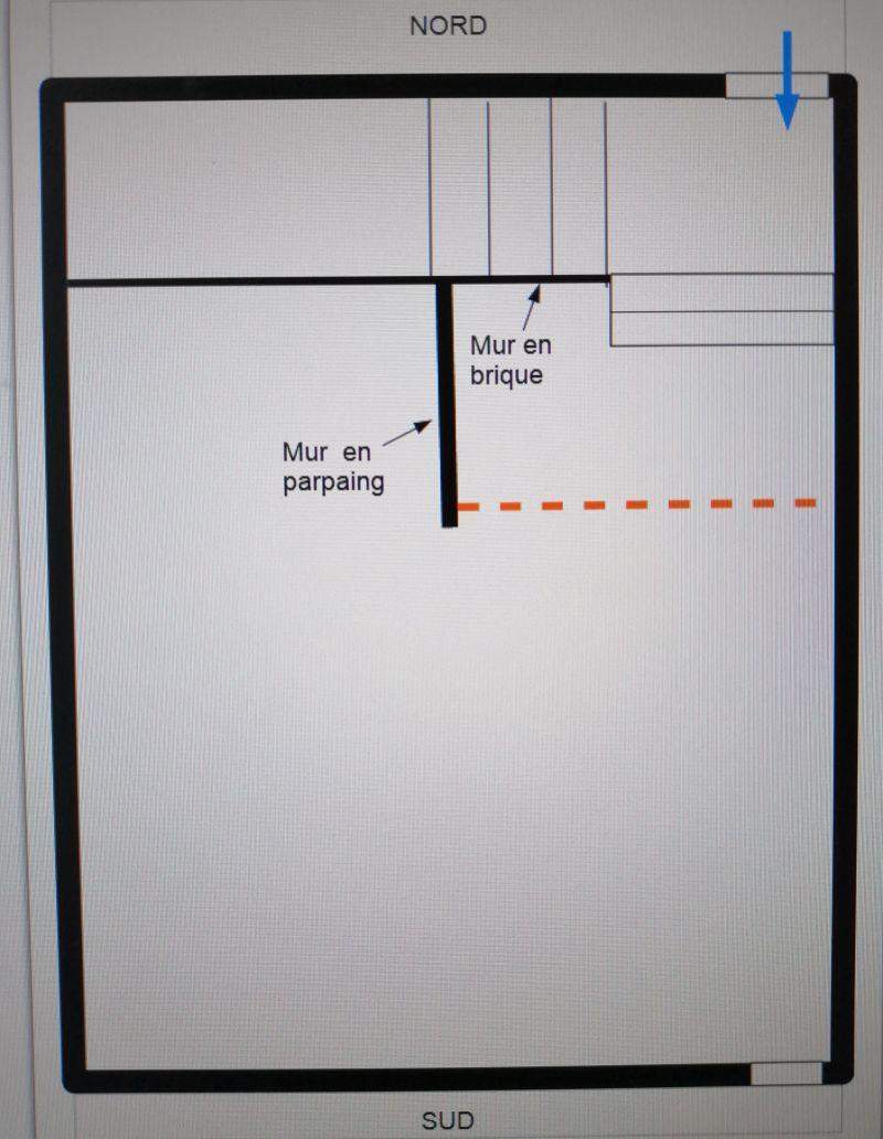 Ventilation Sous Sol Semi Enterré créer un sas dans cave sans annuler ventilation naturelle