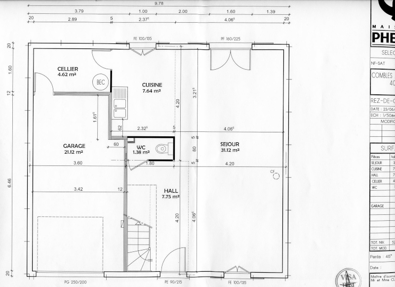 Plan Maison Phenix Welcome Plain Pied 2 Chambres   Ventana Blog