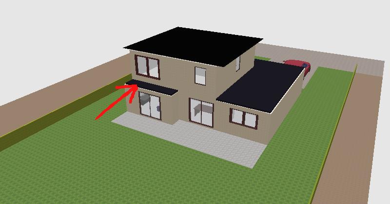 rajouter toit en zinc sur toit terrasse possible 9 messages. Black Bedroom Furniture Sets. Home Design Ideas