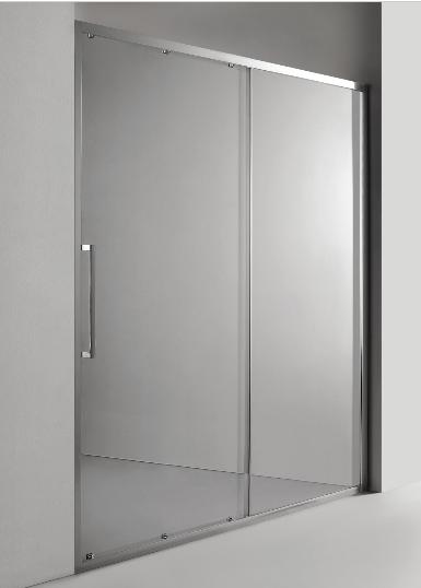R alisation de la douche italienne carrelage douche for Installer une porte de douche