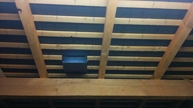 isolation garage tage sur garage contre la chaleur 4 messages. Black Bedroom Furniture Sets. Home Design Ideas