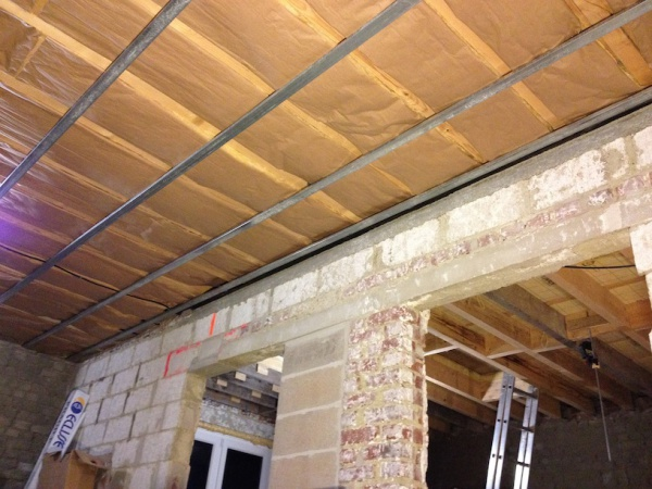 isolation plafond plancher de grenier en r novation 13 messages. Black Bedroom Furniture Sets. Home Design Ideas