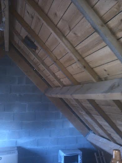 Isoler le grenier du garage 5 messages for Isoler le sol du garage