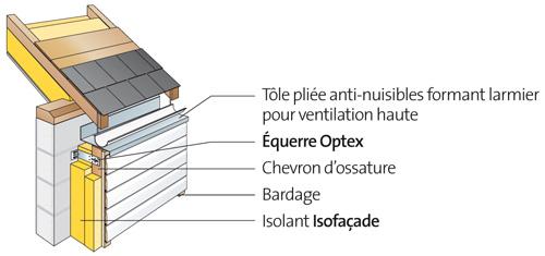 ite sans d bord de toit 10 messages. Black Bedroom Furniture Sets. Home Design Ideas