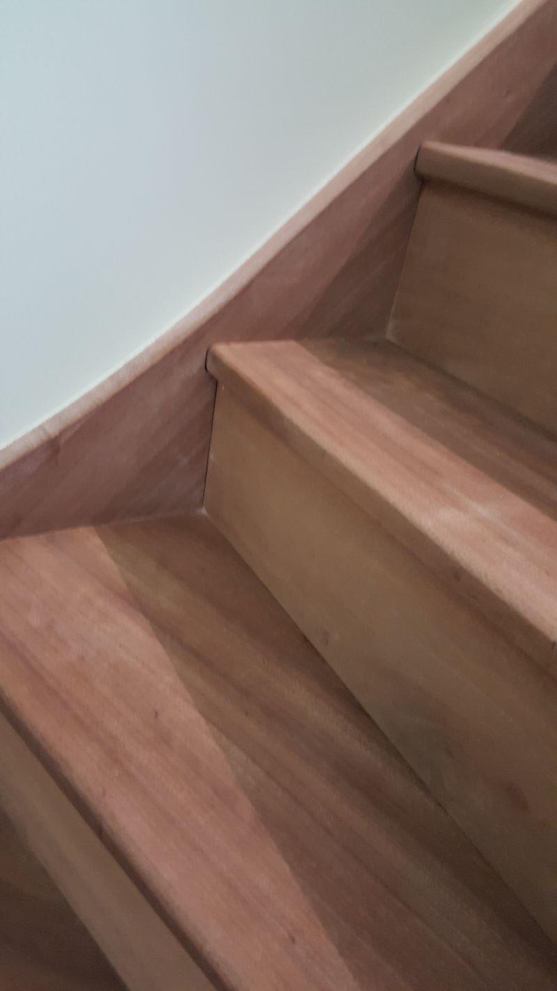 Peinture Escalier Noir Mat quelle peinture pour escalier en bois - 7 messages