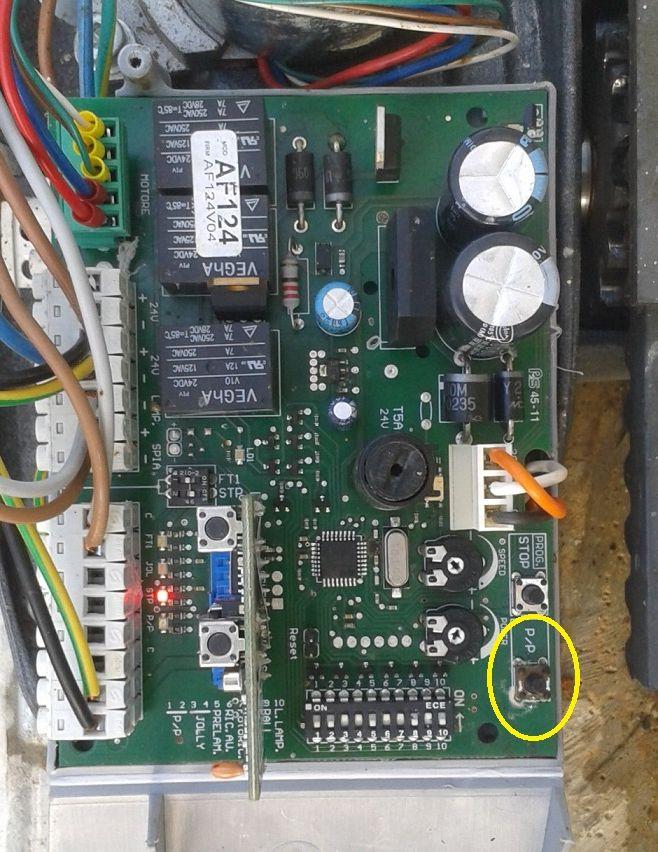 Dysfonctionnement Portail électrique Telcoma 22 Messages