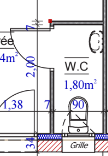 lave mains wc angle ou droit 10 messages. Black Bedroom Furniture Sets. Home Design Ideas