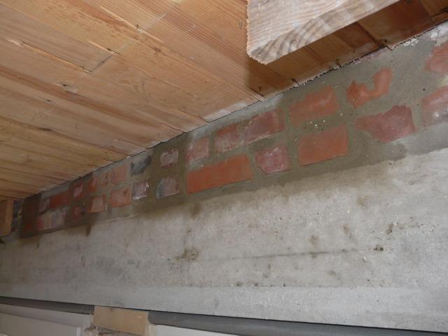 linteau pour baie vitr e dans mur briques r novation 16 messages. Black Bedroom Furniture Sets. Home Design Ideas