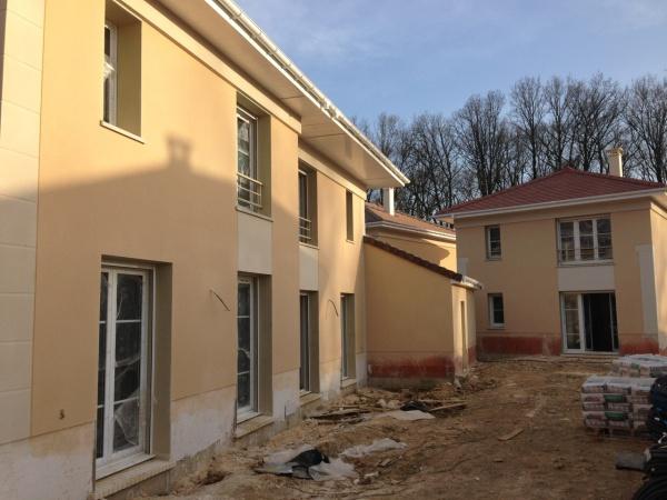 Maison kaufman villepreux segu maison for Constructeur maison individuelle kaufman