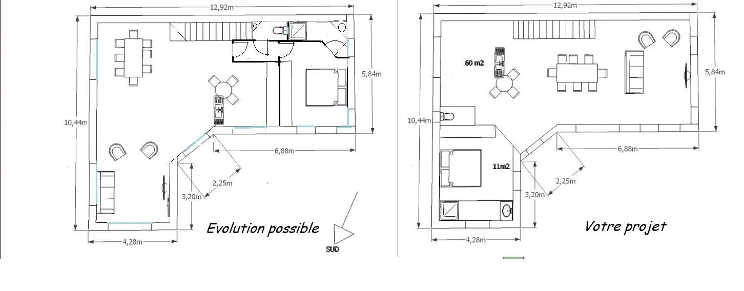 maison 115 m2 37 messages. Black Bedroom Furniture Sets. Home Design Ideas