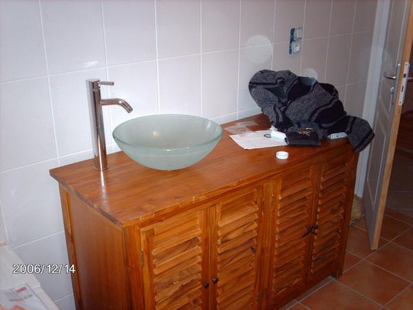 meuble de salle de bain pas trop cher 7 messages - Armoire De Salle De Bain Pas Cher