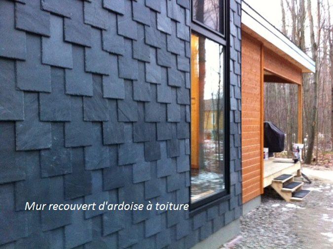 pose d 39 ardoises sur un mur comment faire 19 messages. Black Bedroom Furniture Sets. Home Design Ideas