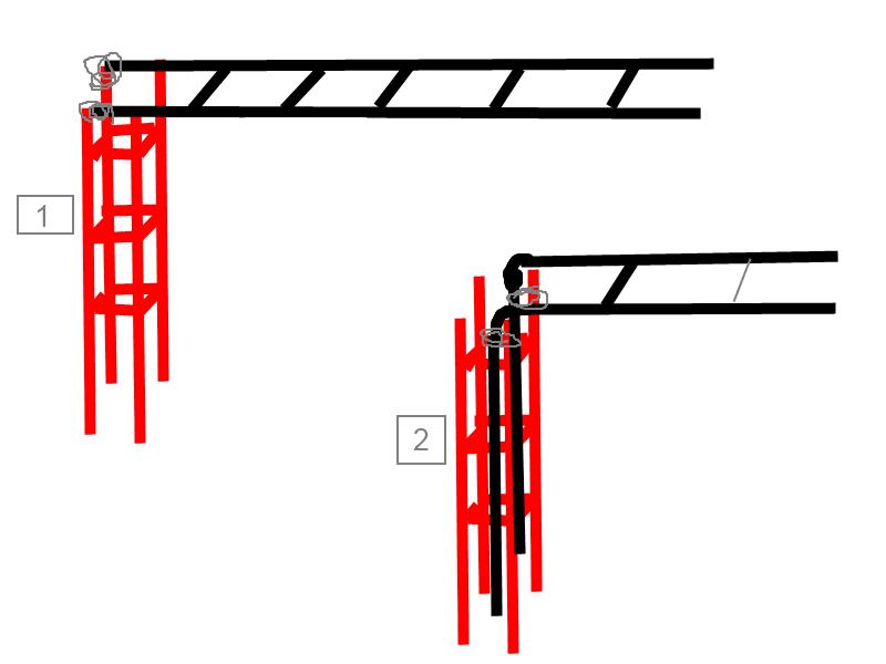 mur de cloture joints de dilatation et ceinture haute. Black Bedroom Furniture Sets. Home Design Ideas