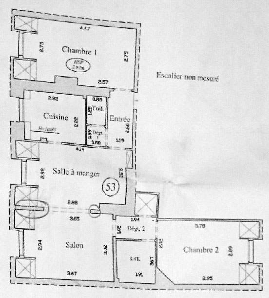 mur plus gros qu 39 une cloison est il porteur 5 messages. Black Bedroom Furniture Sets. Home Design Ideas