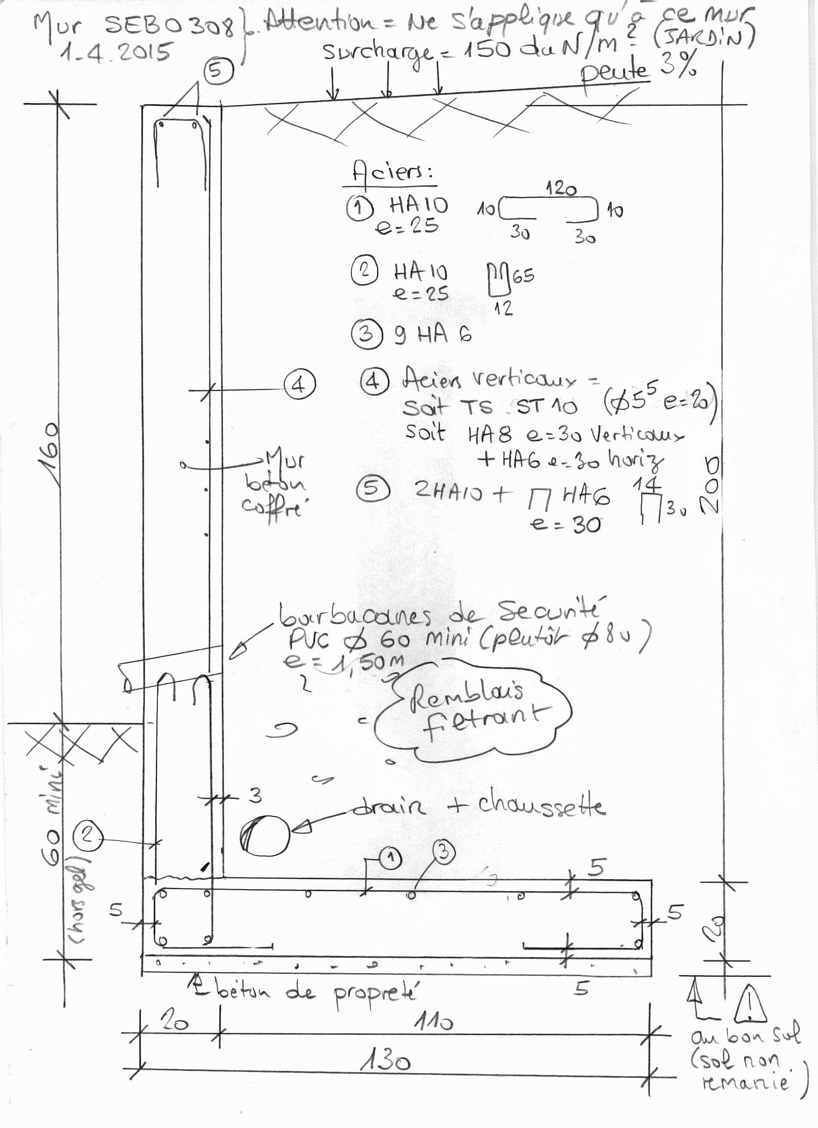 mur de sout nement fondation et conception 32 messages page 2. Black Bedroom Furniture Sets. Home Design Ideas