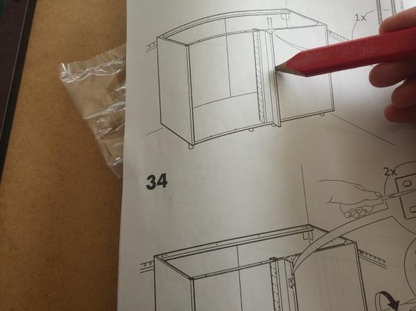Pose Fileur Cuisine Ikea Idées Dimages à La Maison - Fileur cuisine ikea
