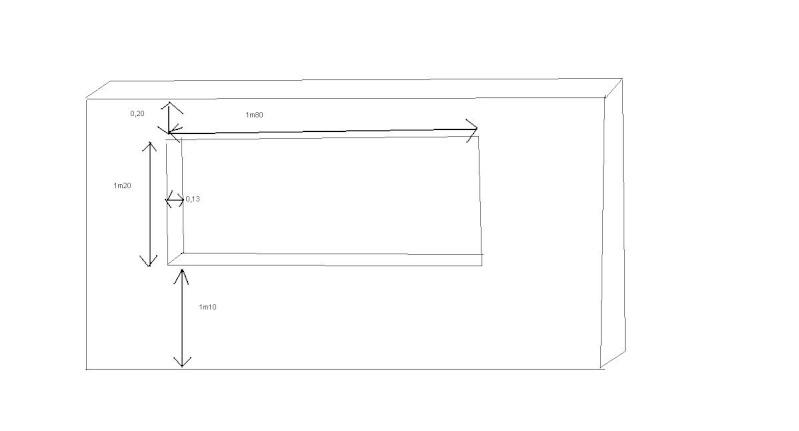 ouverture mur entre cuisine et salle a manger 25 messages. Black Bedroom Furniture Sets. Home Design Ideas