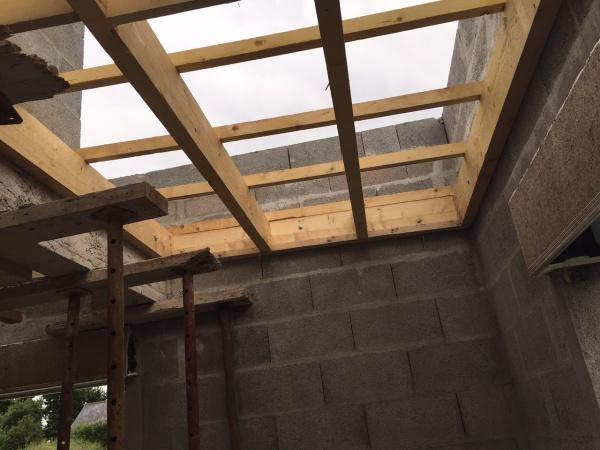 mes panneaux photovolta ques sur toit plat 8 messages. Black Bedroom Furniture Sets. Home Design Ideas