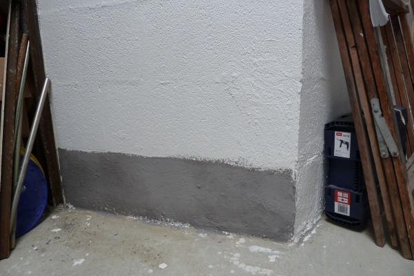 Peinture sur les murs du garage 43 messages page 2 - Peinture parpaing exterieur ...