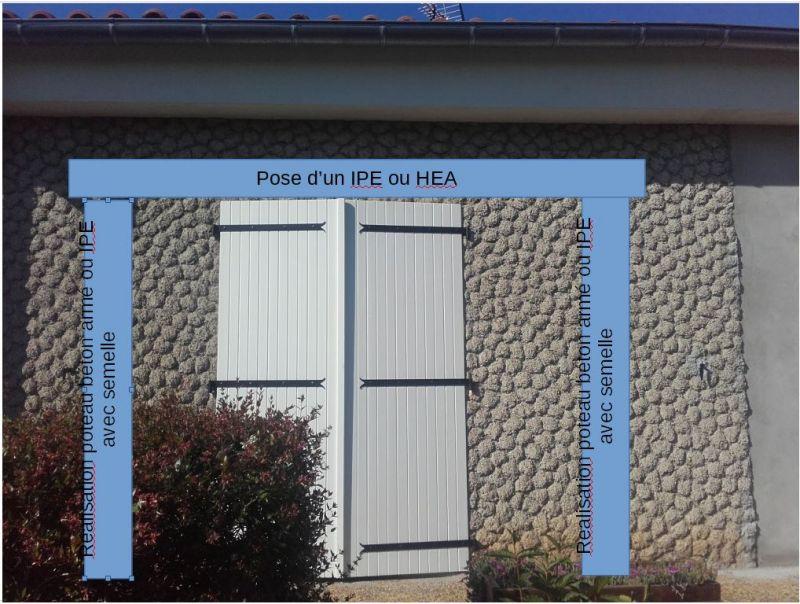 Agrandissement Ouverture Fenêtre Mur Extérieur 11 Messages
