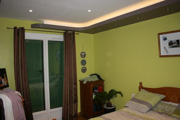 Faux plafond avec spot best faux plafond en pvc avec spots salledo salledo with faux plafond - Lumiere faux plafond ...