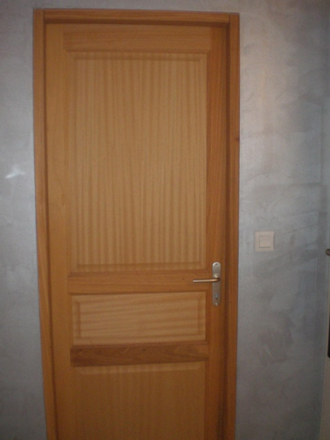 Photos portes d 39 int rieur 7 messages for Peindre une porte en bois