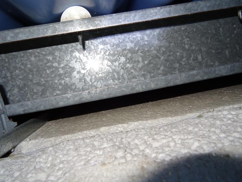 Placo avec traces noires d 39 humidit autour des vis pbe for Peindre sur du placo
