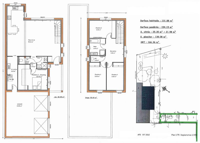 Interesting Stunning Cool Merci Vous Pour Vos Futures Critiques With Plan  Maison Double With Site Pour Plan Maison With Plan Maison Double