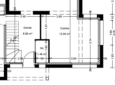 Plan d 39 une cuisine que nous conseilleriez vous - Plan d une cuisine ...