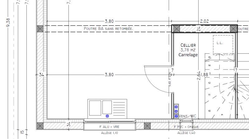 conseil pour implantation d 39 une cuisine ouverte r solu 28 messages. Black Bedroom Furniture Sets. Home Design Ideas