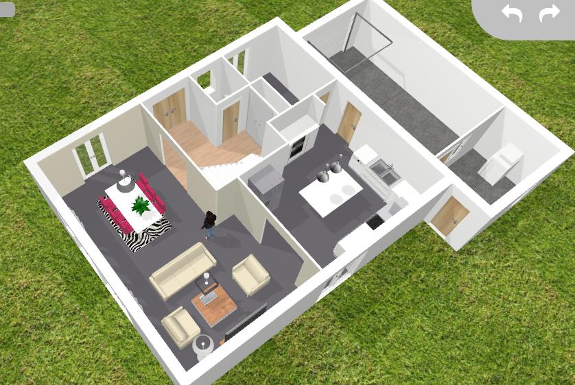 Maison De 130M2 plan maison 130m2. - 131 messages - page 9
