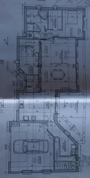 plan maison 150 m2 r 1 avec garage 7 messages. Black Bedroom Furniture Sets. Home Design Ideas