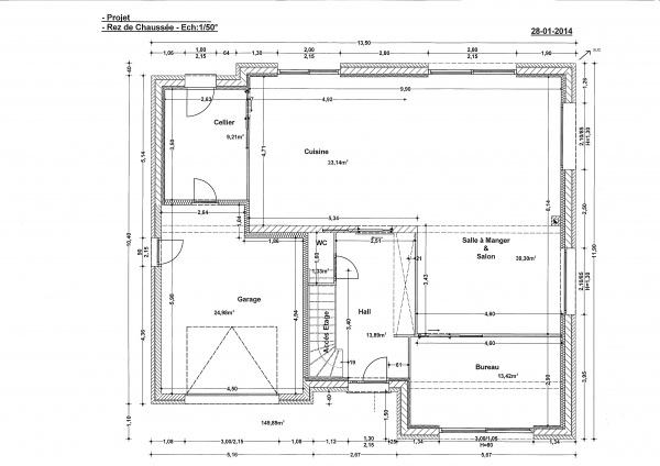 plan maison 2015