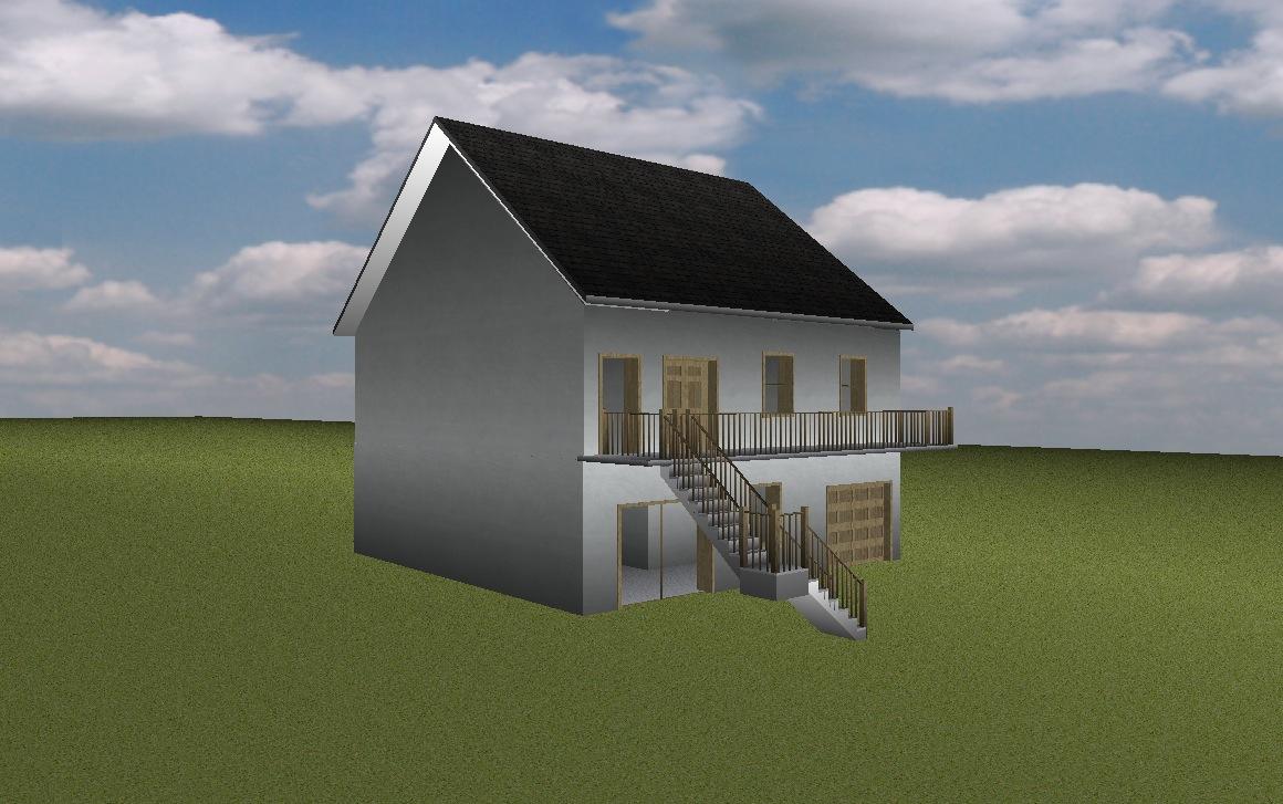 plan de maison 46 messages. Black Bedroom Furniture Sets. Home Design Ideas