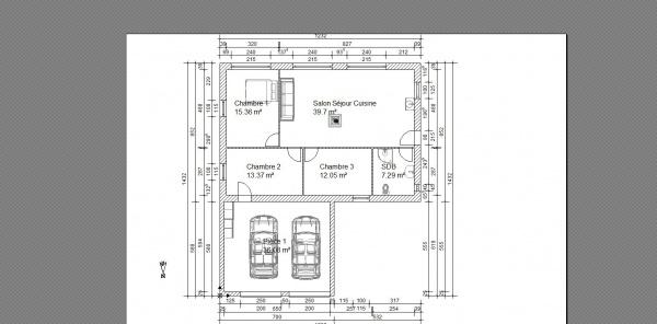 Plan de maison besoin de vos avis 25 messages for Concevez vos plans de maison