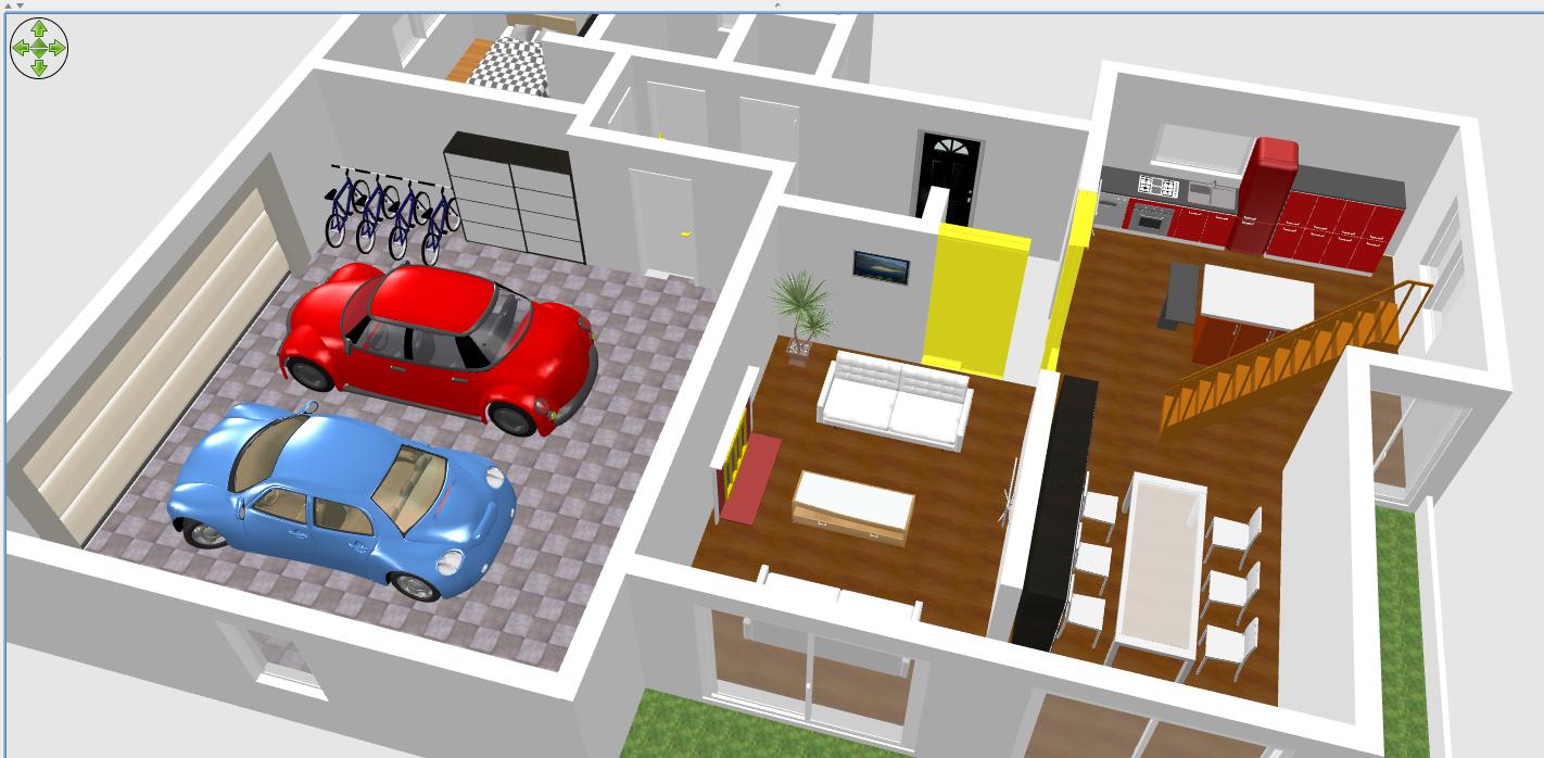 plan maison ossature m tallique rdc r1 52 messages page 2. Black Bedroom Furniture Sets. Home Design Ideas