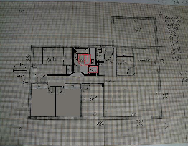 plan maison plain pied 120 130 m 15 messages. Black Bedroom Furniture Sets. Home Design Ideas
