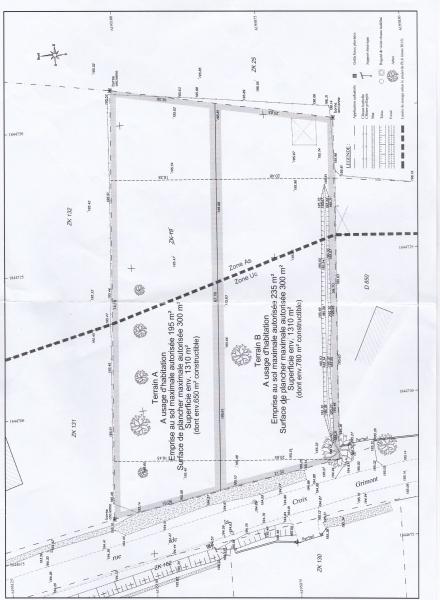 Plan De Notre Maison En L De Pp M   Messages