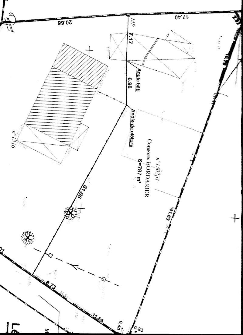 Plan de plain pied et contrainte du terrain 7 messages for Plan terrain