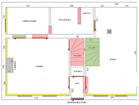 Plan rnovation maison 25 best ideas about villa plan on - Plan renovation maison ...