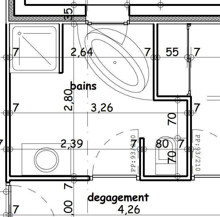 besoin d 39 aide pour l 39 am nagement de ma sdb 45 messages. Black Bedroom Furniture Sets. Home Design Ideas