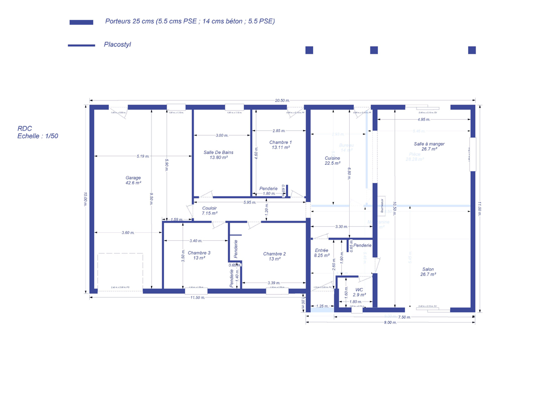 comment reconnaitre un mur porteur id es d coration id es d coration. Black Bedroom Furniture Sets. Home Design Ideas