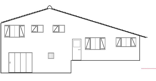 Les plans de ma future maison 17 messages for Plan maison sud est