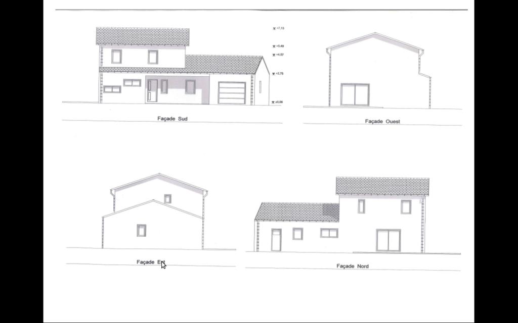 Plans maison 123m² avec étage - 24 messages