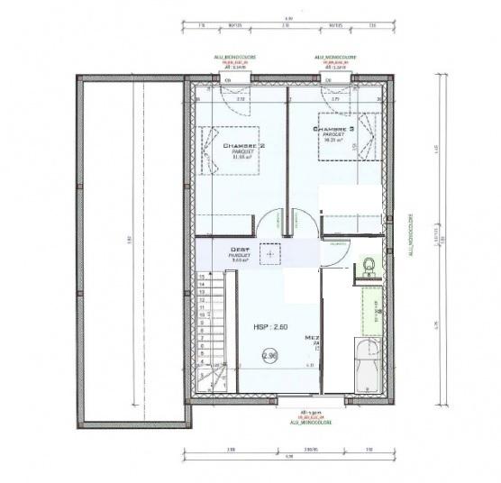 Plan Salle De Bain Wc Beautiful Plan Salle De Bain Wc With Plan - Plan salle de bain wc