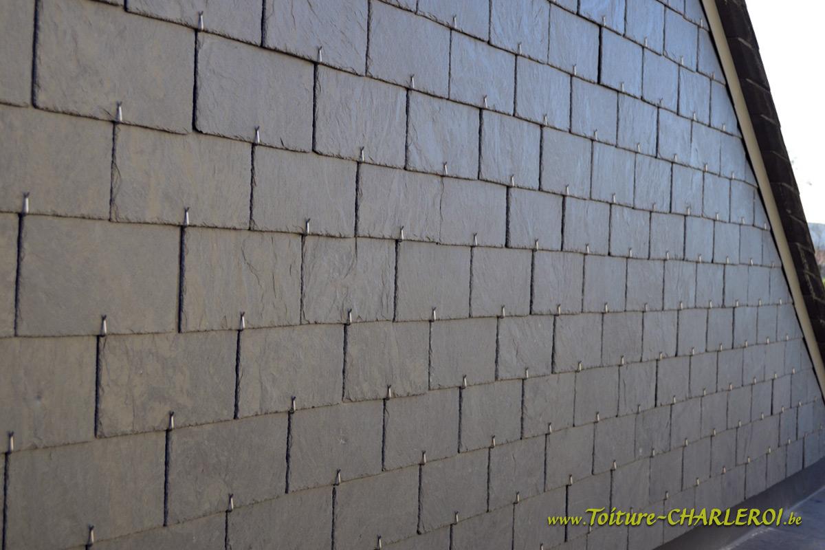 Comment Poser Des Ardoises pose d'ardoises sur un mur, comment faire ? - 19 messages