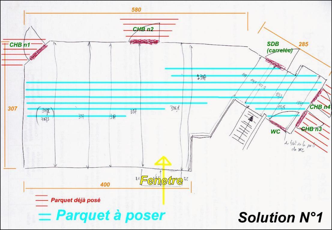 pose parquet : dilemne... merci pour votre avis ! - 26 messages ... - Parquet Perpendiculaire A La Fenetre