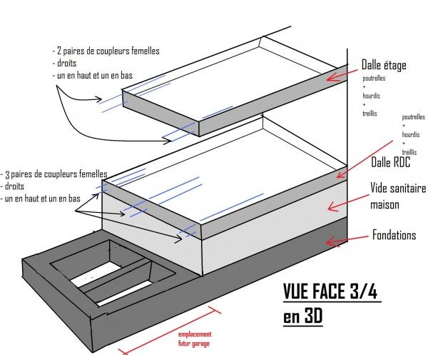 pr voir extension avant d but construction maison 78. Black Bedroom Furniture Sets. Home Design Ideas
