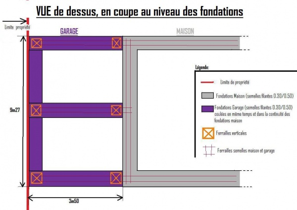 Pr voir extension avant d but construction maison 78 for Agrandissement maison joint de dilatation