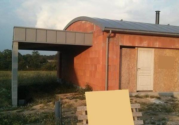 Pr voir extension avant d but construction maison 78 messages - Construction maison forum ...